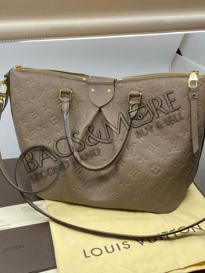 Louis Vuitton Mazarine MM taupe