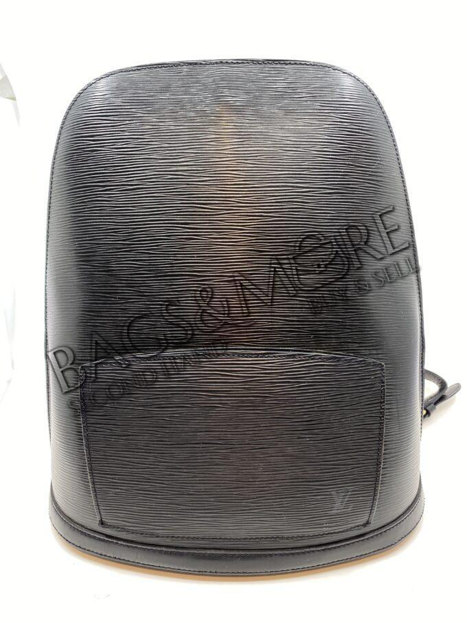 Louis Vuitton Gobeleins backpack epi leder kleur zwart